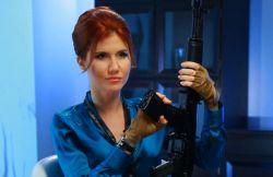 Nuotraukoje: seksualioji Ana Čapman, demaskuota Niujorke rusų šnipė.