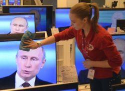 Rusijos propaganda ir dezinformacija