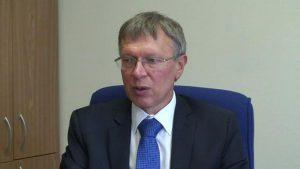 Slaptai.lt nuotraukoje: parlamentaras Kęstutis Masiulis.