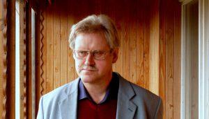 Gintaras Visockas, portalo www.slaptai.lt redaktorius.