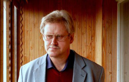 Žurnalistas Gintaras Visockas. Slaptai.lt nuotr.
