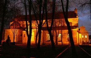 Pranciškonų vienuolynas. Vytauto Visocko (Slaptai.lt) nuotr.