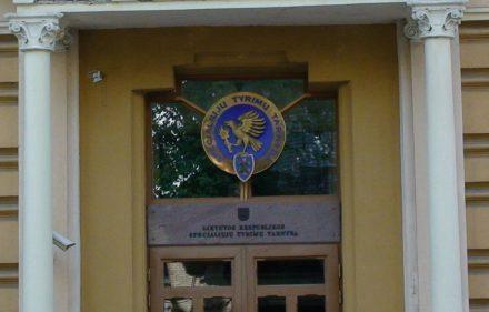 Cetrinė STT būstinė Vilniuje. Slaptai.lt nuotr.
