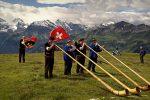 Šveicarijos kalnai