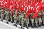 Turkijos ginkluotosios pajėgos - vienos iš galingiausių visoje Europoje ir NATO aljanse.