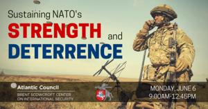 Informacinis karinių pratybų plakatas