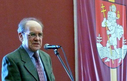 Filosofas Krescencijus Stoškus.