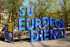 Europos Sąjungos diena. Slaptai.lt nuotr.