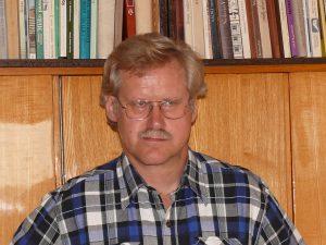Гинтарас Висоцкас, автор книги «Трагедия Черного сада».