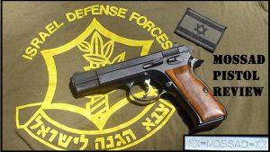 Mossado emblema.