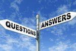 Klausimai ir atsakymai