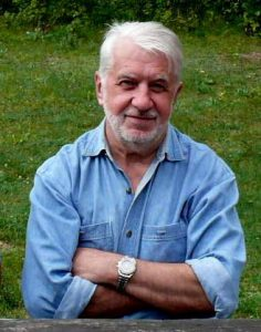 Literatūrologas, rašytojas Algimantas Bučys. Vytauto Visocko (Slaptai.lt) nuotr.