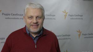 Nužudytasis žurnalistas Pavelas Šeremetas. Svoboda.org nuotr.