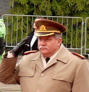 Lietuvos Kariuomenės vadas generolas leitenantas Jonas Vytautas Žukas. Vytauto Visocko (Slaptai.lt) nuotr.