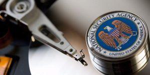 NSA - JAV Nacionalinė saugumo agentūra.