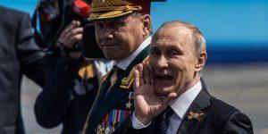 Rusijos prezidento Vladimiro Putino tikslas - kuo daugiau chaoso Amerikoje ir Europoje.