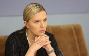 Seimo narė Agnė Bilotaitė. Tsajunga.lt nuotr.
