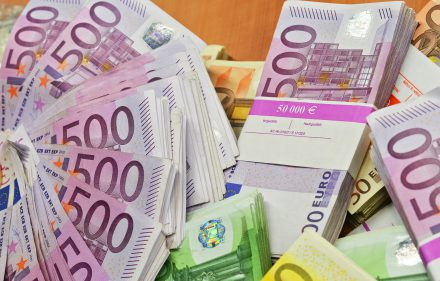 euro pinigai