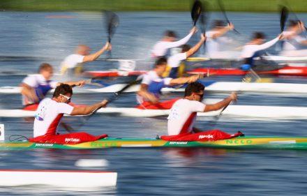 kanojų sportas
