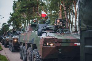 Lenkijos karinės pajėgos