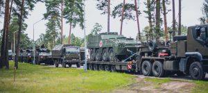 Lenkų karinės pajėgos