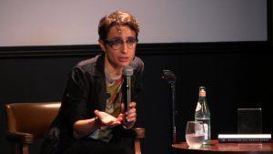 Maša Gesen (Masha Gessen) - žurnalistė, knygos apie Vladimiro Putino biografiją autorė.