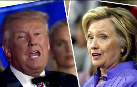 45-uoju JAV prezidentu tapo ne Hilary Klinton, o Donaldas Trampas.