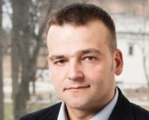 """Eduardas EIGIRDAS, žurnalo """"VALSTYBĖ"""" redaktorius."""