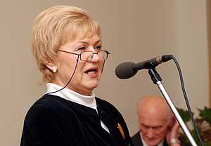 Irena Tumavičiūtė, šios publikacijos autorė.