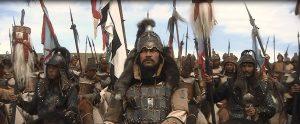Gal Čingishanas buvo panašus į šį karį?