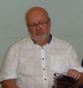 Prof. Gediminas Navaitis, šio teksto autorius. Slaptai.lt nuotr.