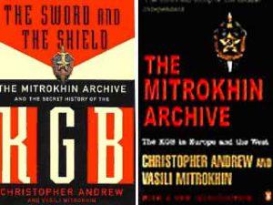 Apie Vasilijaus Mitrochino archyvus prirašyta tūkstančiai knygų pačiomis įvairiausiomis kalbomis.