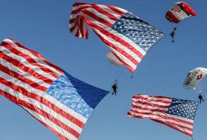 Amerikiečių parašiutininkai