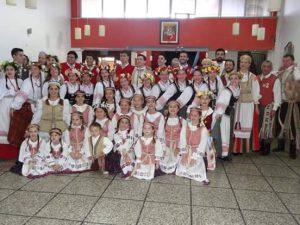 Imigrantų šventėje - lietuviai.