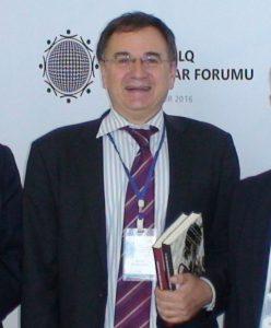 Slaptai.lt nuotraukoje: Lietuvos bičiulis Milano universiteto profesorius Alessandro Vitale.