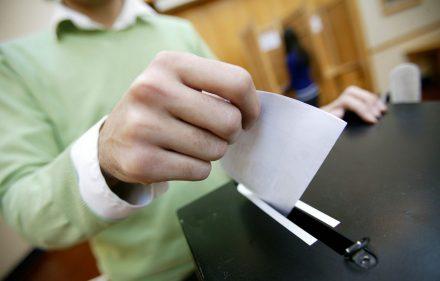 Balsavimas rinkimuose