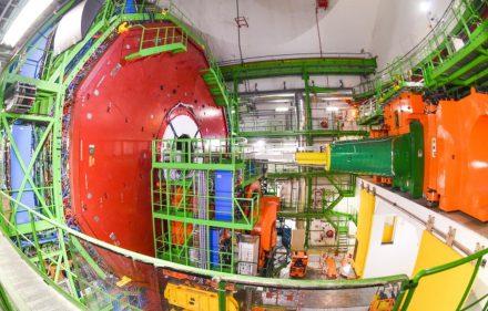 Europos branduolinių tyrimų organizacija CERN