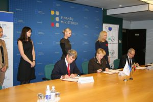 Vilniuje prasidėjo Finansų ministerijos kartu su Lietuvos banku ir Londono sičiu organizuota finansų technologijų (FinTech) tendencijoms ir perspektyvoms aptarti skirta konferencija.