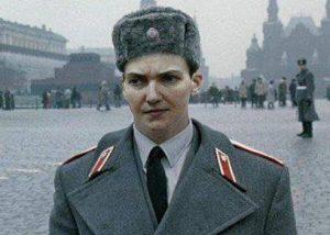 Internetinėje erdvėje vis dažniau galima išvysti tokių Nadeždos Savčenko fotomontažų.