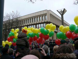 Lietuvos Seimas. Vytauto Visocko (Slaptai.lt) nuotr.