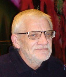 Publicistas Leonas Jurša, šio teksto autorius.