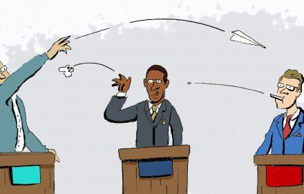 Politiniai debatai