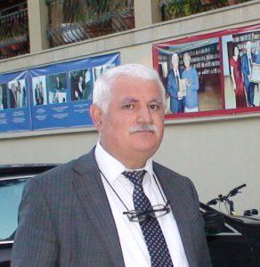 Umudas Mirzojevas, International Eurasia Press Fund vadovas. Slaptai.lt nuotr.