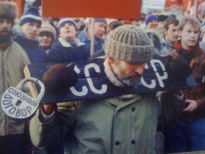 Sovietų Sąjunga - pats tikriausias tautų kalėjimas.