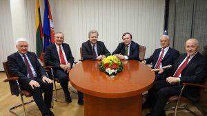 Buvę Lietuvos konsulato Kaliningrade vadovai