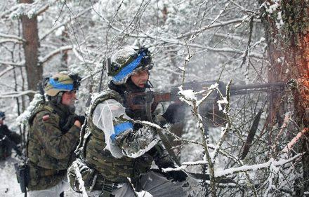 """Karinės pratybos """"Geležinis kardas - 2016"""". KAM.lt nuotr."""