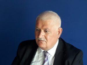 Umudas Mirzojevas, International Eurasia Press Fund generalinis direktorius. Slaptai.lt nuotr.