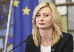Seimo narė RitaTamašunienė. Mariaus Morkevičiaus (ELTA) nuotr.