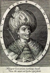 Šachas Abbasas I