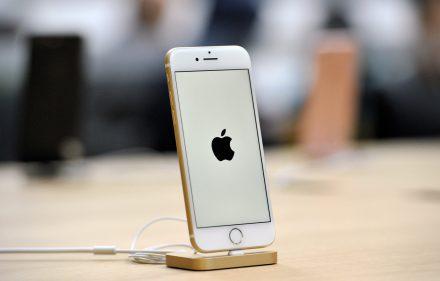 """""""Apple. EPA-ELTA nuotr."""